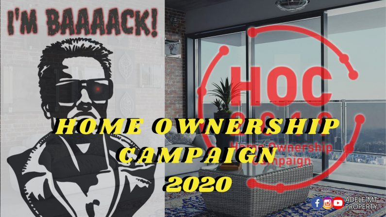 Home Ownership Campaign (HOC) 2020