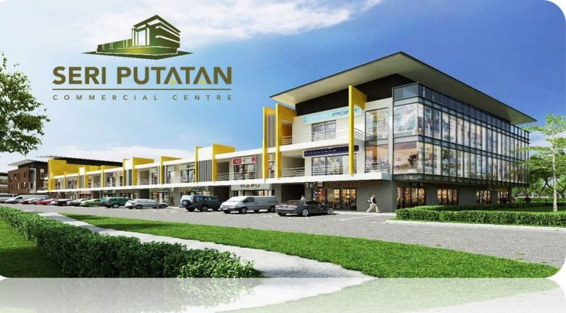Seri Putatan Commercial Centre, Kota Kinabalu, Sabah